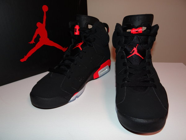 Nike  Air Jordan 6 Retro OG 'Infrared' 43 EU Limited Edition